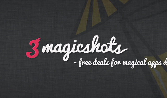 3 Magic Shots featured Unknown Orbit for free